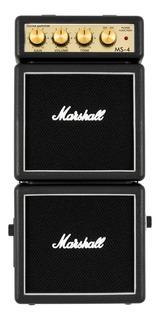 Amplificador Marshall Micro Amp MS-4 2W transistor