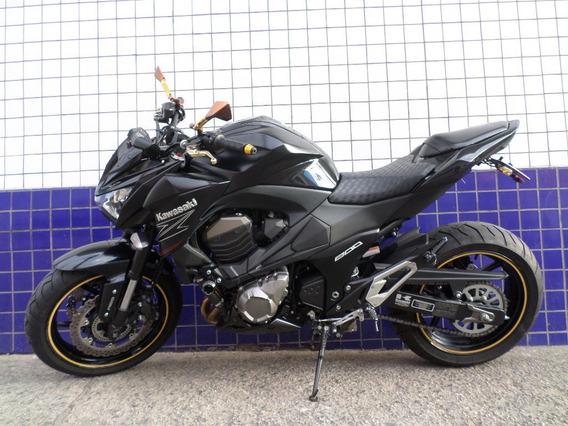 Kawasaki Z800 Com Baixo Km!!!!!