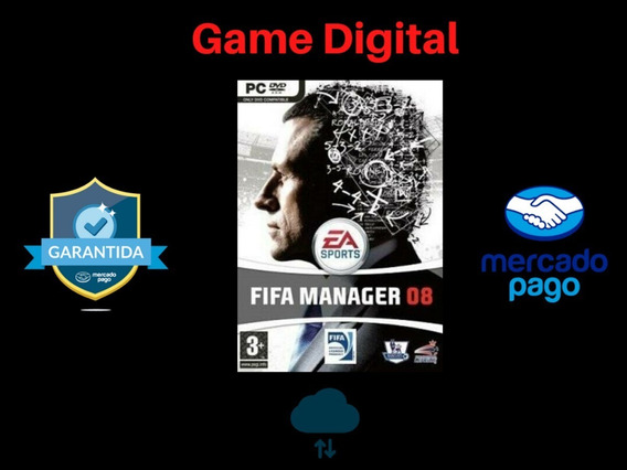 Fifa Manager 08 Via E-mail Pc
