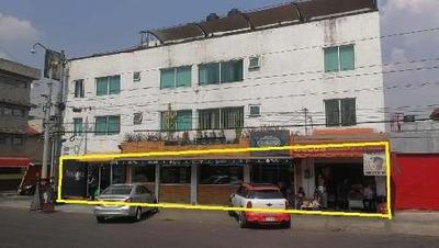 Local En Venta En Coyoacan, Frente A Las Oficinas De La Marina Y Secretaria De Desarrollo Agrario