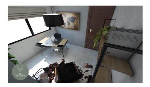 Casa En Condominio En Pedregal De Vista Hermosa, Querétaro