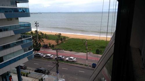 Murano Imobiliária Aluga Apartamento De 1 Quartos Na Praia De Itaparica, Vila Velha - Es. - 740