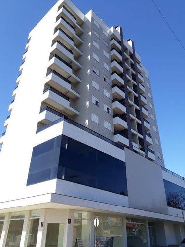 Imagem 1 de 24 de Apartamento Com 2 Dormitórios À Venda, 90 M² Por R$ 754.947,46 - Centro - Estância Velha/rs - Ap0278