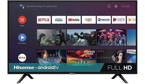 Smart Tv Hisense 40h5500f Android Led 40 Pulgadas Full Hd