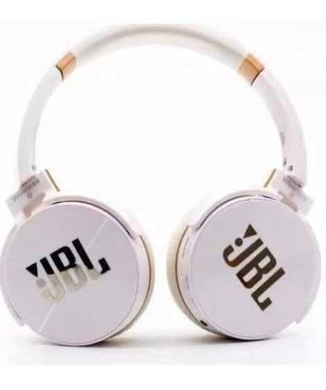 Fone Ouvido Bluetooth Jbl 950bt Sem Fio Headphone Branco