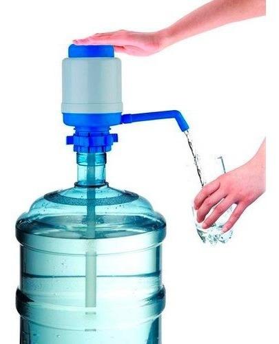 Dispensador Bombin Sifon Agua Manual