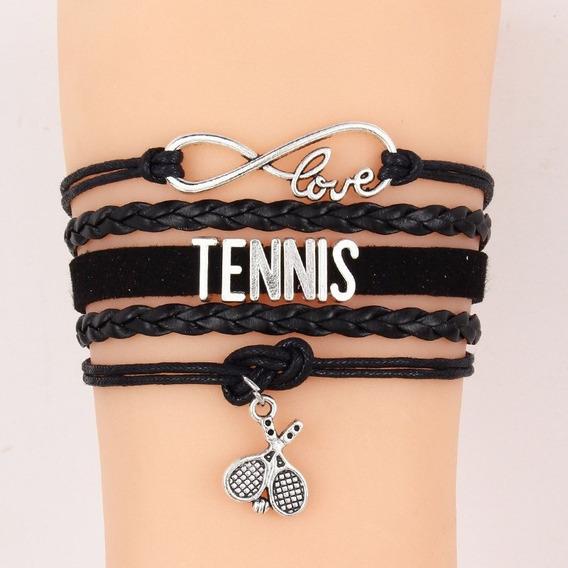 Pulseira Feminina - Love Tennis