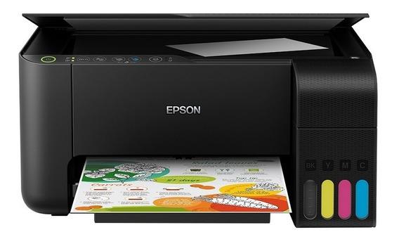 Impressora Multifuncional Epson Ecotank - L3110 Bivolt