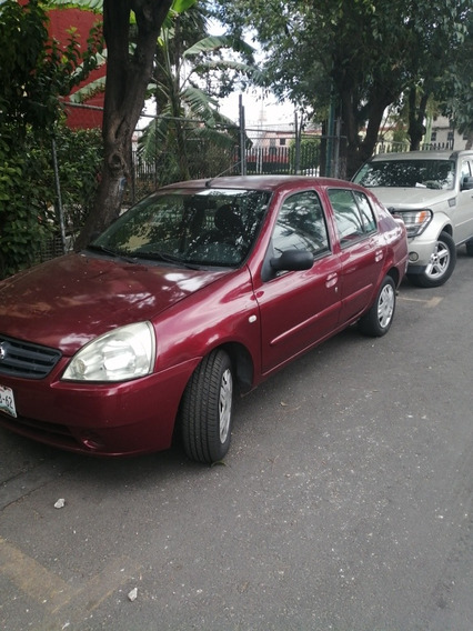 Nissan Platina 1.6 Emotion Ac Mt 2006