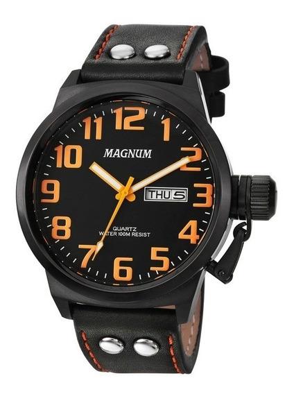 Relógio Magnum Masculino Analógico Ma32952j Original Nf-e