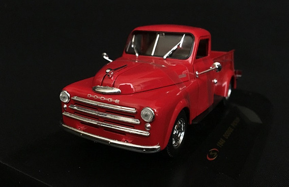 Miniatura 1948 Dodge Pickup Truck-yatming-esc.1/32-(10298)