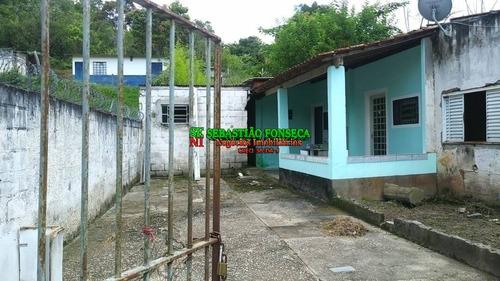 Chácara Com Casa Em Paraibuna - 1781