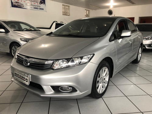 Honda Civic Lxs 1.8 2013