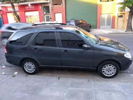 Fiat Palio Weekend Elx Excelente Estado -permuto-financio***