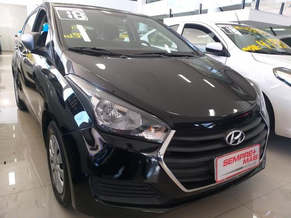 Hyundai Hb20 1.0 Comfort Flex 5p 2018 Sem Entrada Oport.