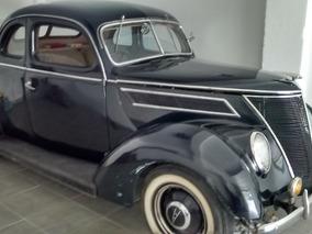 Coupe Ford V8 1937 V8 37 Perfecto Estado