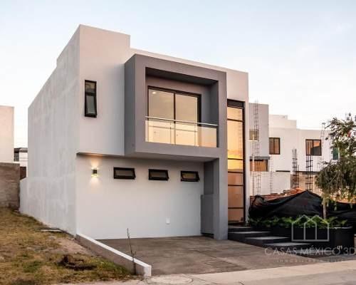 Casa Nueva Coto Encino - Fraccionamiento Valle Imperial