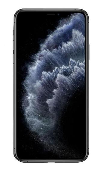 Apple iPhone 11 Pro Max Dual SIM 64 GB Cinza-espacial 4 GB RAM