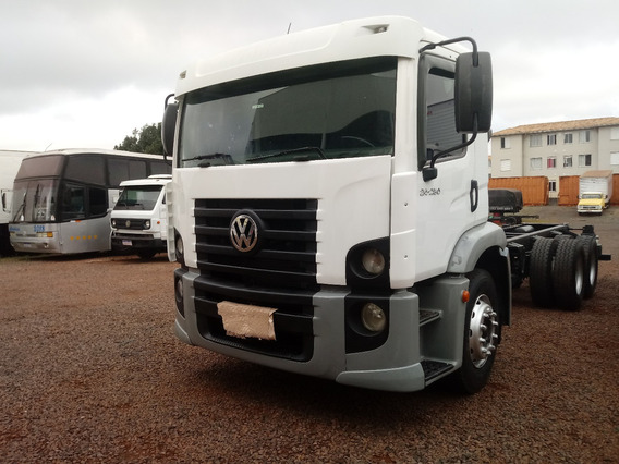 Vw 24250 2009 Chassi