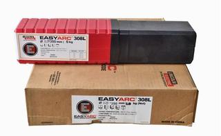 Electrodo Inoxidable E308l -17 Diam 3.25 Mm Caja Por 5 Kgrs