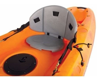 07.1016.0000 Asiento Para Kayak Confort Pro Gris Ocean Kayak