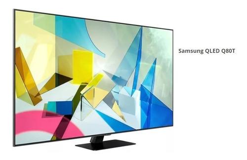 Tv 2020 Samsung 55´class Qled Q80t Series 4k Uhd En Stock!