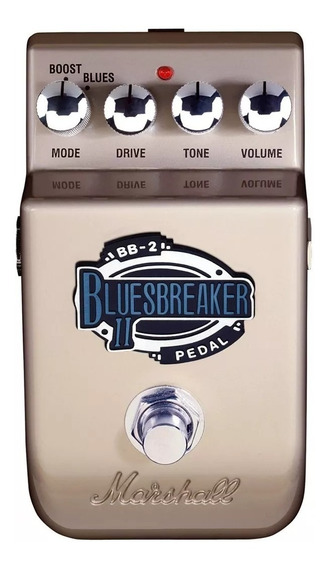Pedal Marshall Bluesbreaker Bb2 + Nf E Garantia!