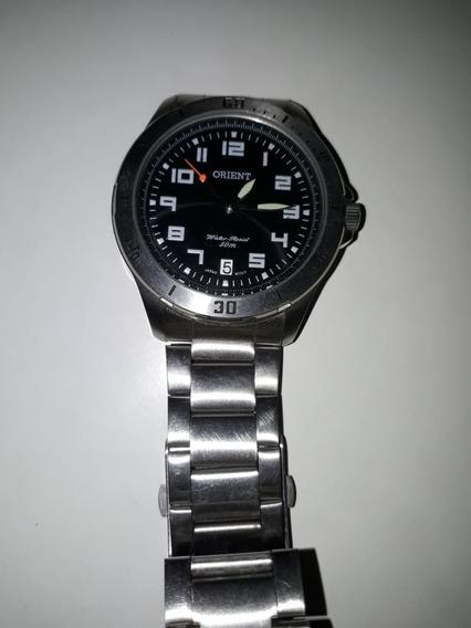Relógio Masculino Orient Analógico Mbss1154a