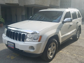 Grand Cherokee Limited 4x4 Año 2007, Perfecta De Agencia