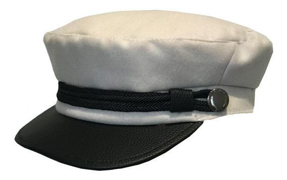 Gorra Capitan De Paño - Compañia De Sombreros H941500
