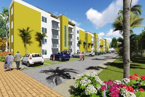 Hermoso Proyecto En Ciudad Juan Bosch