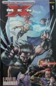 Marvel Millennium X-men Nº 1 - Ed. Panini