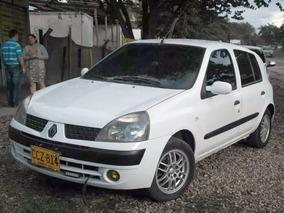Renault Clio Dinamique Mod 2008