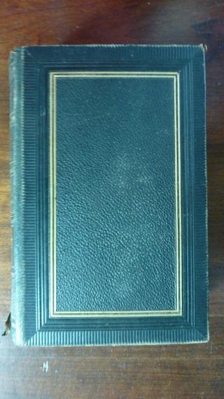 Obra Rara Biblia Alten Und Neues Testaments - 1909