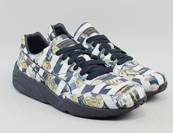 Tênis Puma Trinomic R698 House Of Hackney X Puma