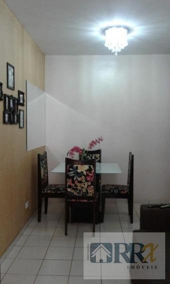 Apartamento Para Venda Em Suzano, Vila Urupês, 2 Dormitórios, 1 Banheiro, 1 Vaga - 122