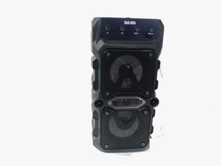 Bocina Bluetooth Recargable Usb, Vb343t Link Bits
