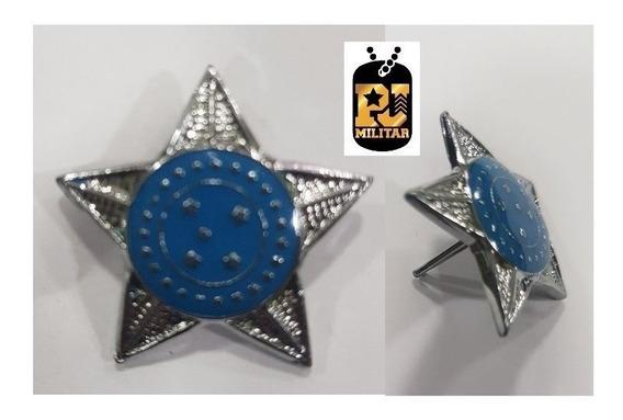 Estrela Grande Tenente Nova Cor Exercito ( Pj Militar)