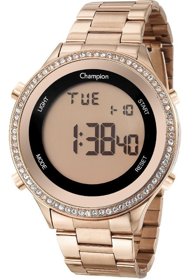 Relógio Feminino Champion Original Com Garantia Nota Fiscal