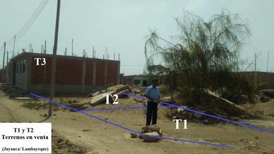 Remato Vendo Terrenos Para Vivienda En Lambayeque - Jayanca