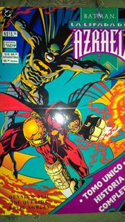 Dc Comics Batma La Espada De Azrael