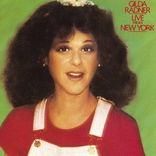 Cd : Gilda Radner - Live From New York (cd)