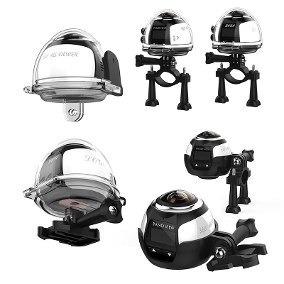 Câmera Panoramica 360 Grau Prova D