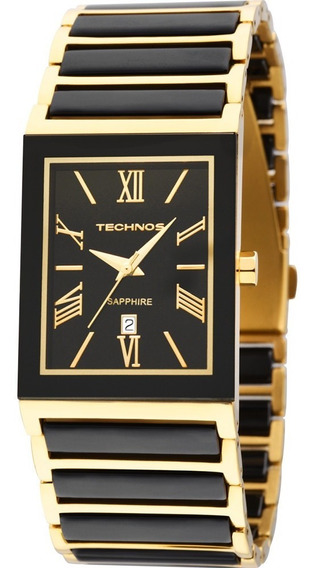 Relógio Technos Feminino Elegance Ceramic Sapphire 2015cf/4p