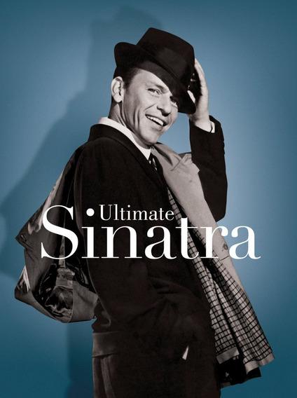 Frank Sinatra Ultimate Sinatra 100 Temas En 4 Cds + Libro