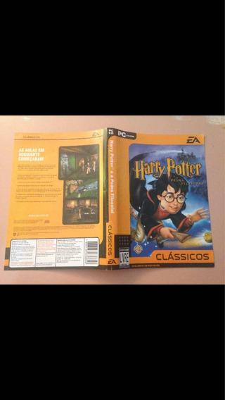 Harry Potter Só O Encarte Pc Frete Gratis Carta R$23,97
