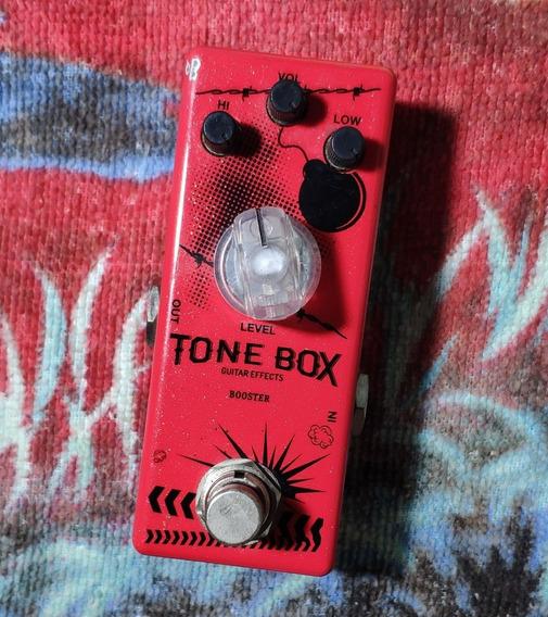 Overtone Tone Box Booster - Willaudio