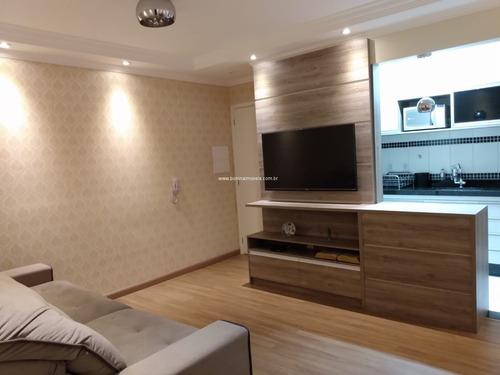 Lindo Apartamento Mobiliado No Skalla. - Ap00158 - 34590694