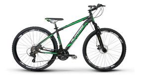 Bicicleta Aro 26 Alfameq Zahav 21v Shimano Freio À Disco
