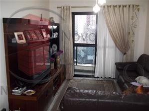 Imagem 1 de 11 de Apartamento - Vila Regente Feijo - Ref: 618 - V-618